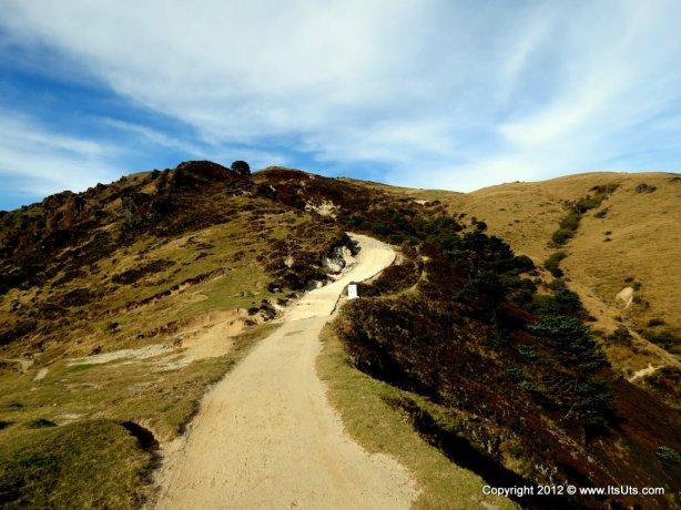 Road to Phalut